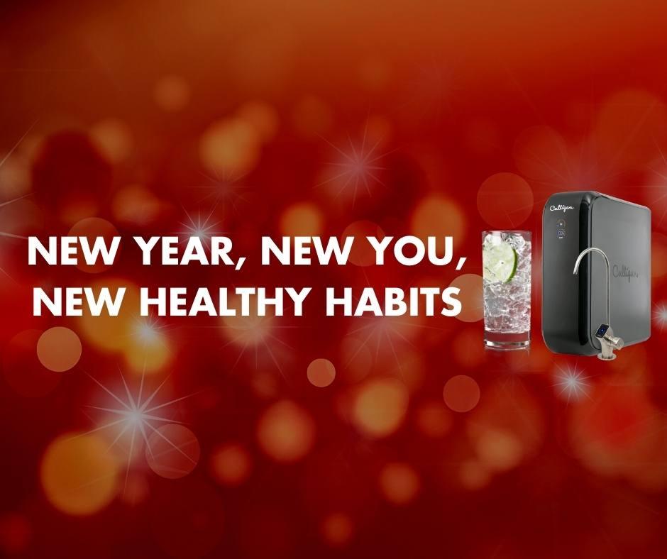 new year new healthy habits