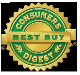 Consumer Digest Best Buy Seal